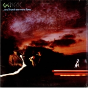 """Genesis - ...And Then There Were Three..., LP, vinila plate, 12"""" vinyl record"""