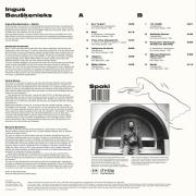 "Ingus Baušķenieks - Spoki, LP, vinila plate, 12"" vinyl record"