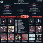 "Kiss - Best Of Solo Albums, LP, vinila skaņuplate, 12"" vinyl record"