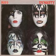 "Kiss - Dynasty, LP, vinila plate, 12"" vinyl record"
