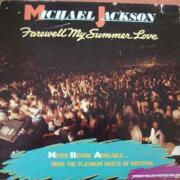 "Michael Jackson - Farewell My Summer Love // Never Before Released..., LP, vinila plate, 12"" vinyl record"