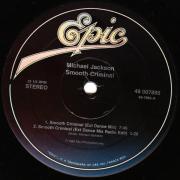 "Michael Jackson - Smooth Criminal, Maxi-Single, 33 ⅓ RPM, 12"" vinyl record"