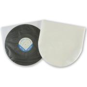 """Aizsargkabatiņa skaņuplatei no antistatiska polietilēna, 10"""", Record Sleeves for 10"""" vinyl - 100 gab."""