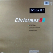 "Wham! ‎– Last Christmas, Maxi-Single, 45 RPM, 12"", vinyl"